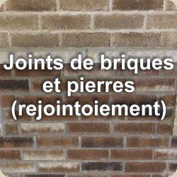 joints de briques montreal